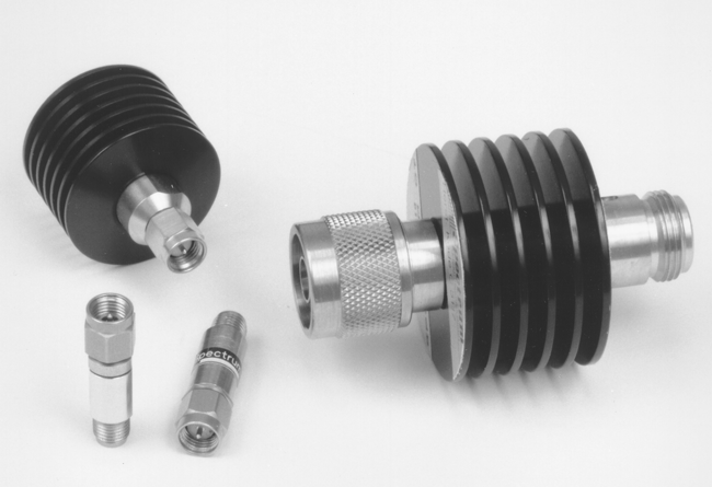 Catalogue - Coaxial Attenuators