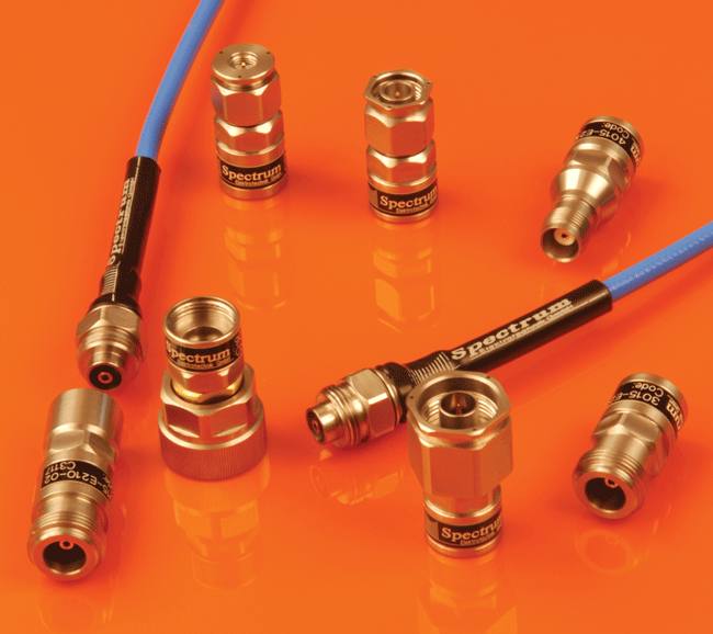 Cable Assemblies with Interchangeable Connectors